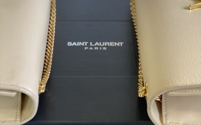 YSL Grained Leather vs Smooth