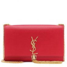 YSL Medium Kate Tassel Bag – Red