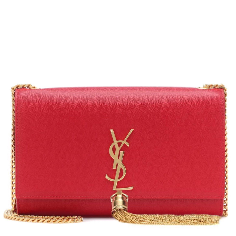 Ysl Medium Kate Tassel Bag Red Arriving Soon Adorn