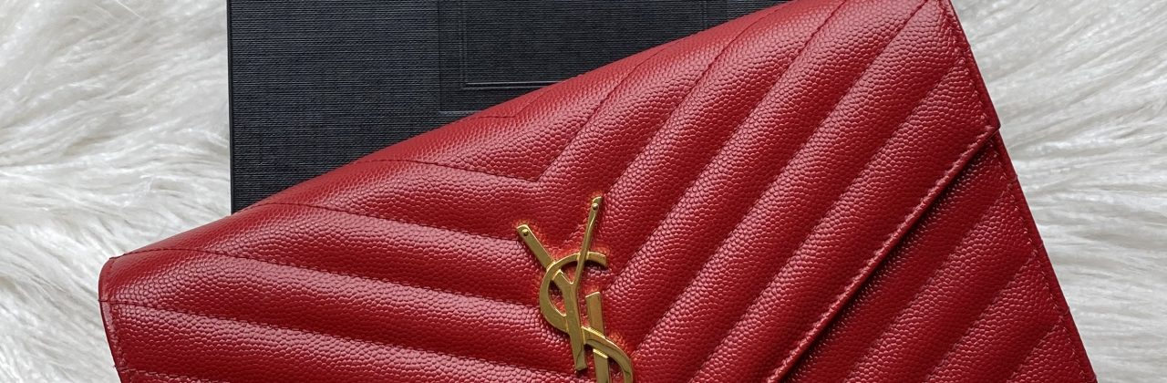 How to tell your YSL Chain Wallet isn't fake