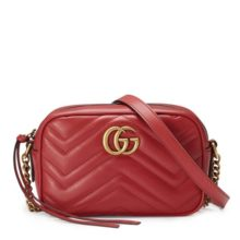 GUCCI Marmont Mini Camera Bag – Red – ARRIVING SOON
