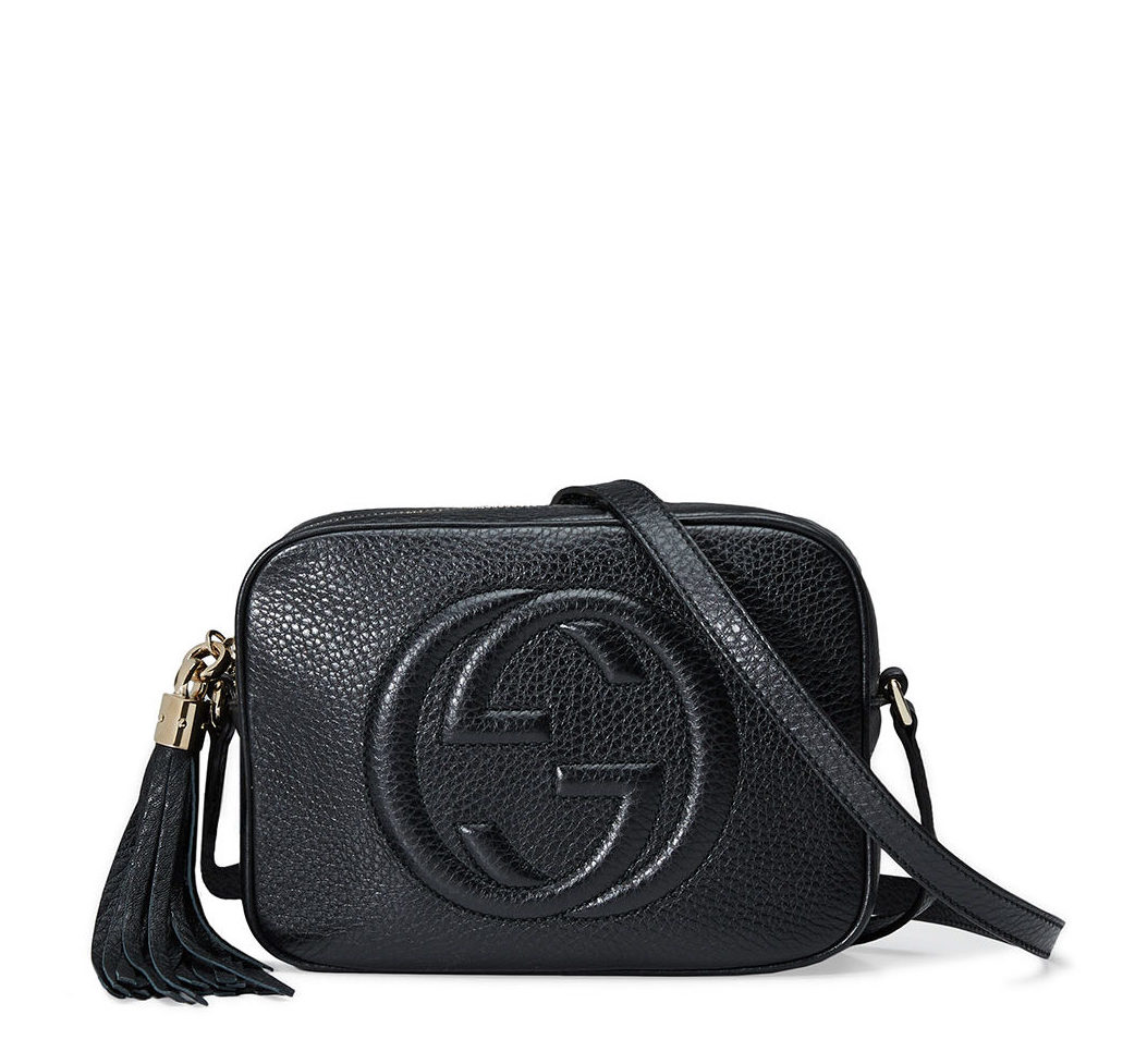 3f5c4d999 Gucci soho disco bag -Black - Adorn Collection