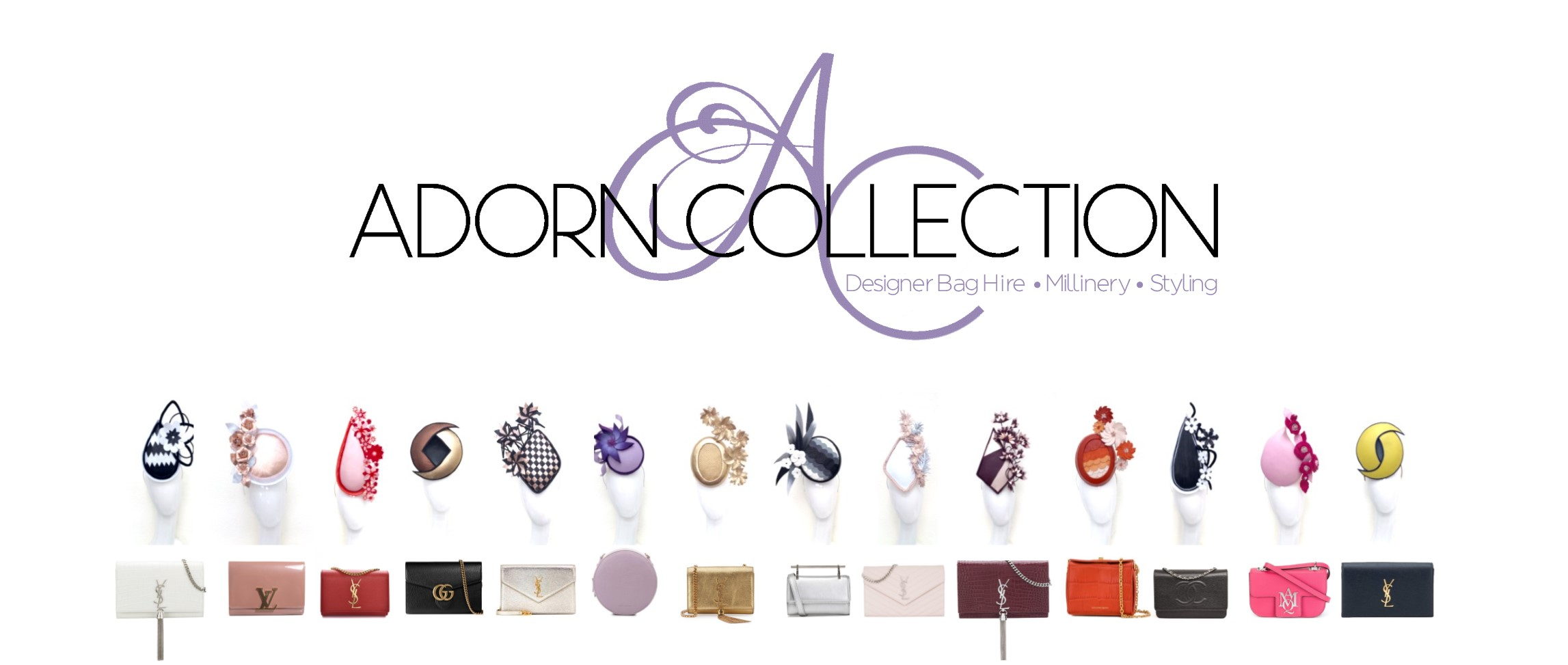 Adorn Collection Millinery