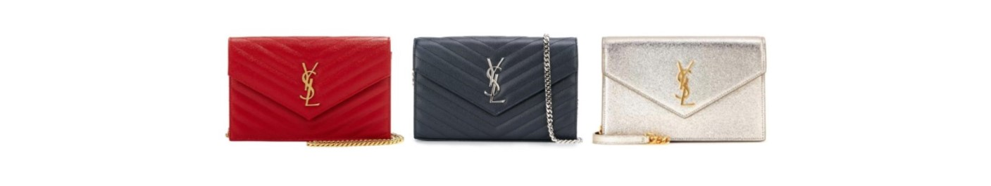 b31ccebf2fb7 New Small Kate (20 x 13 x 5 cm) -Main compartment with slot pocket for  cards and cash -Fits an iPhone Plus and makeup essentials. YSL Monogram  Wallet ...