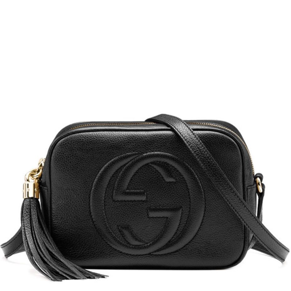 33bca04a41fe Gucci soho disco bag -Black - Adorn Collection