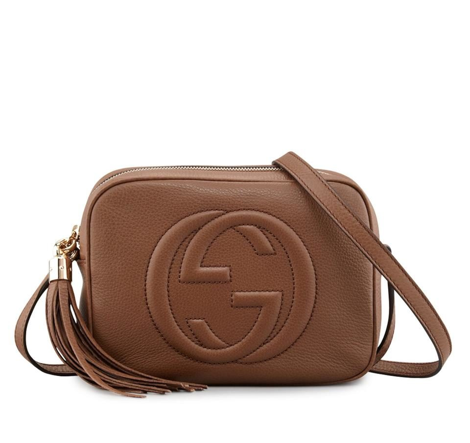 888a4f1613d Gucci soho disco bag - Brown - Adorn Collection