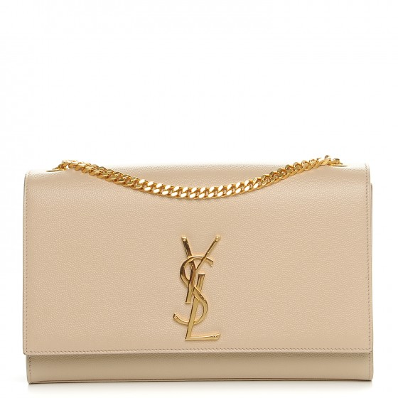 0139815e3499 YSL Medium Kate Monogram Bag - Beige - Adorn Collection
